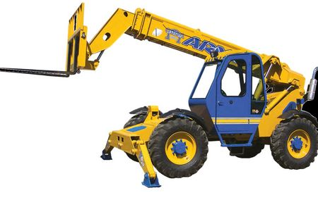 ARM Series Forklift - New and Hire Forklifts - Omega Lift